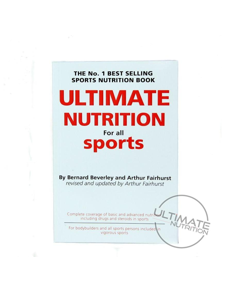 Ultimate Nutrition Book, Revised & Updated