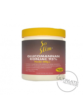 Glucomannan 95% (Konjac) 1500g Powder