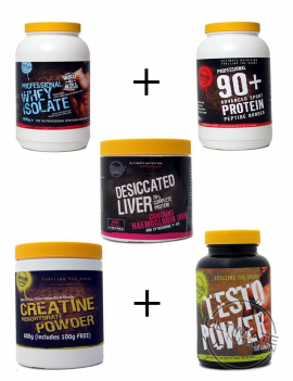 COMPLETE HIGH PROTEIN BUNDLE