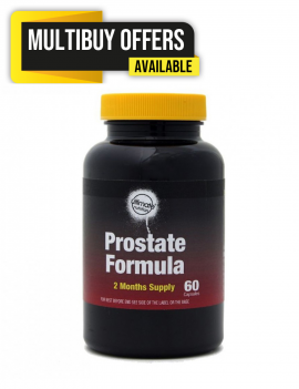 Prostate Formula with the essential Lycopene (High Strength) 3 for 2