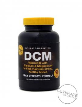 DCM Vitamin D with Calcium & Magnesium 90 tablets