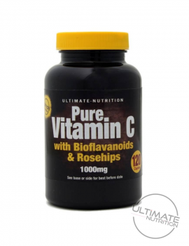 Ultimate Vitamin C 1000mg 120 caplets