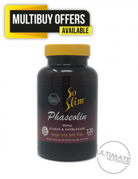 So Slim Phaseolin - Buy 2+1 free (360 tablets)