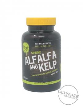 Alfalfa & Kelp 100 tablets High in HMB