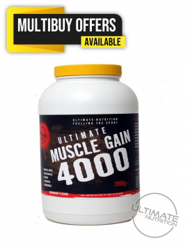 Prof. Muscle Mass Gain