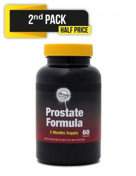 Prostate Formula 2nd pack 1/2 price