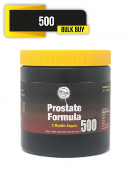 Prostate Formula & Lycopene 500 capsules, High Strength, HALF PRICE OFFER