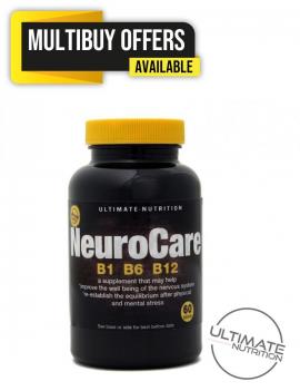 NeuroCare (B1 B6 B12) formula 60 tablets