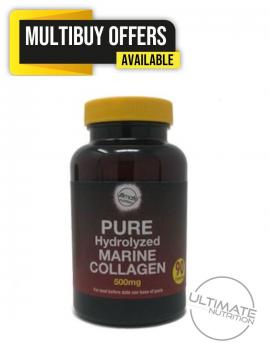 """Marine Collagen 90 Capsules  """"Anti-Ageing properties"""""""