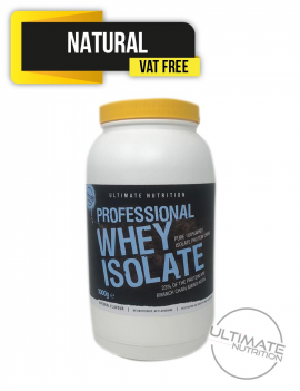 Prof. Pure Whey Isolate Protein