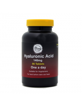 NEW!! Hyaluronic Acid 140mg x90 tablets