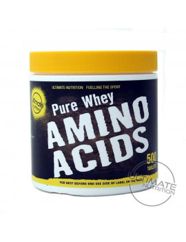 Pure Whey Amino Acid 500 Tablets