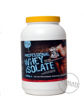 Prof. Pure Whey Isolate Protein 1000g (Choose your Flavour)